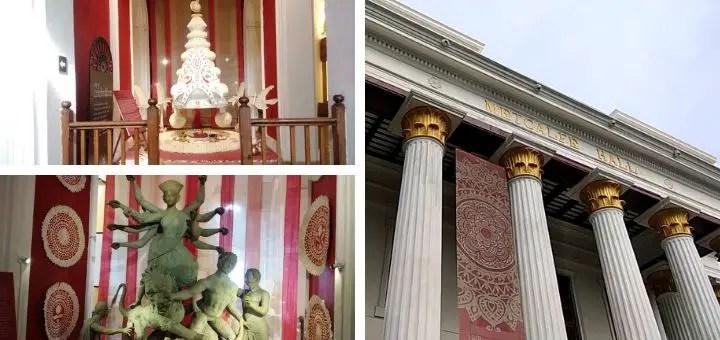 Metcalfe town hall | Ami Kolkata museum exhibition timings