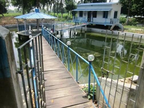 Jamuna Dighi Amrapali Tourist complex