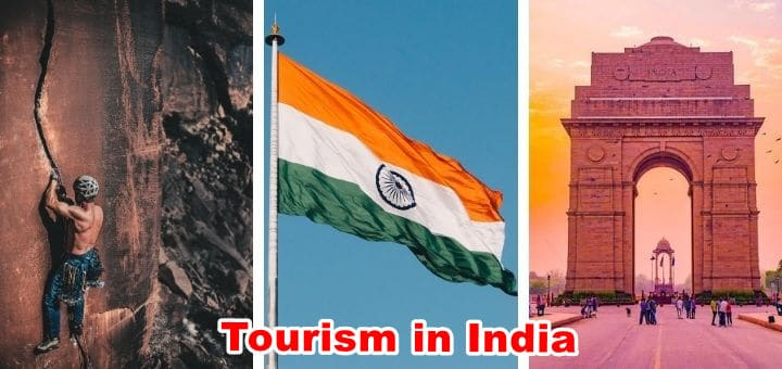 Different types of tourism in India