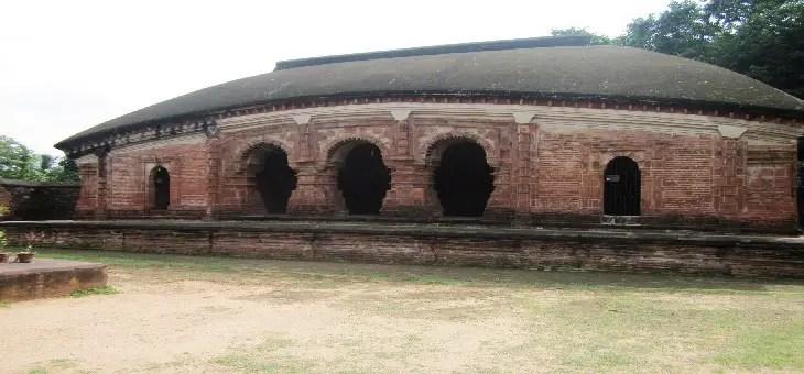 teracotta temple