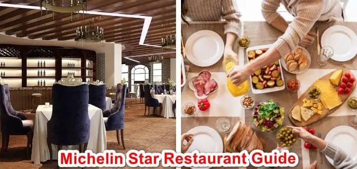 michelin star restaurants in India