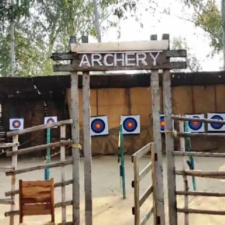 EOD Archery House
