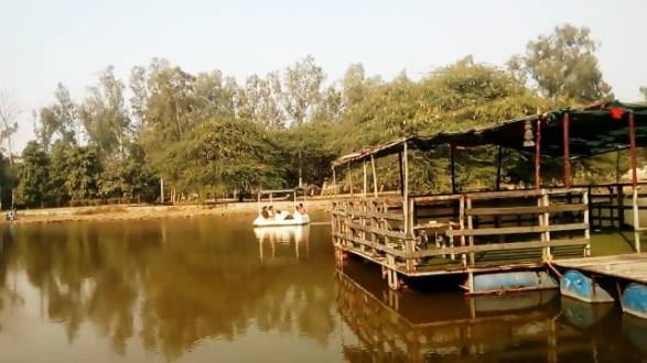 EOD park boating adventure