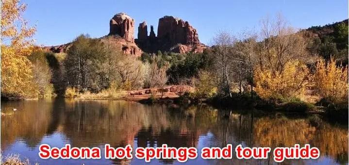 10 Best natural hot springs near Sedona AZ