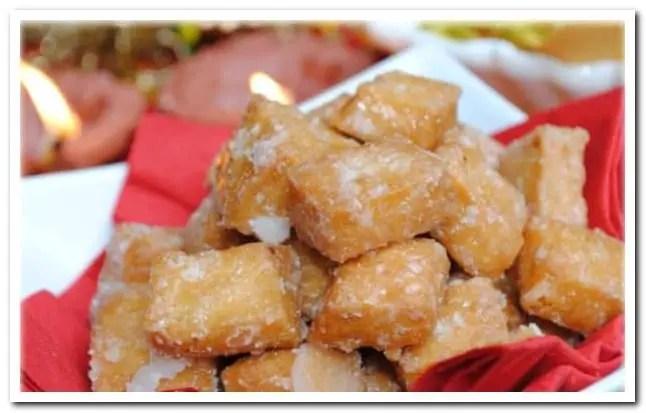 Shakarpara sweet dish of Punjab