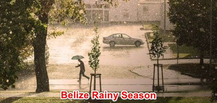 When is the rainy season in Belize | Best time to visit and travel