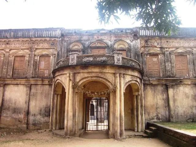 Kalikapur Rajbari