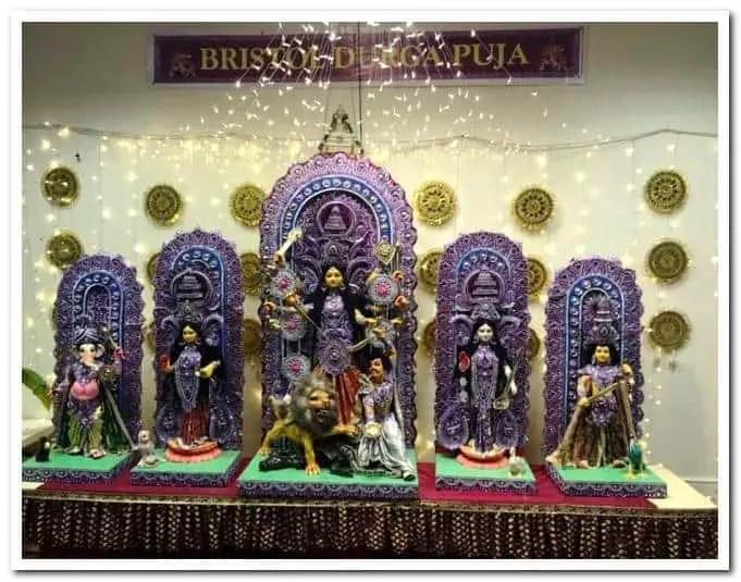 Bristol Durga Puja United Kingdom