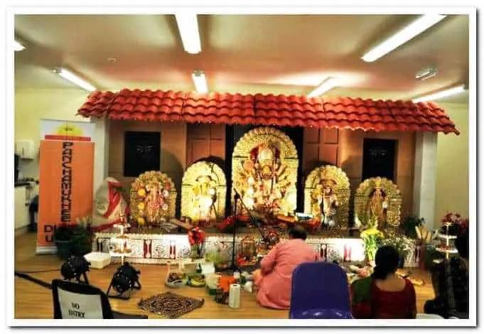 Panchamukhee Durga Puja United Kingdom
