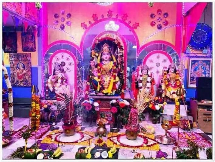 Shri Maha Kali Devi Mandir Inc puja