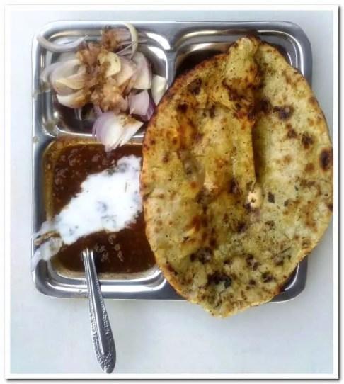 punjabi butter naan