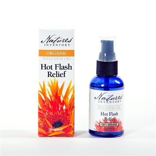 Wellness Oil - Hot Flash Relief
