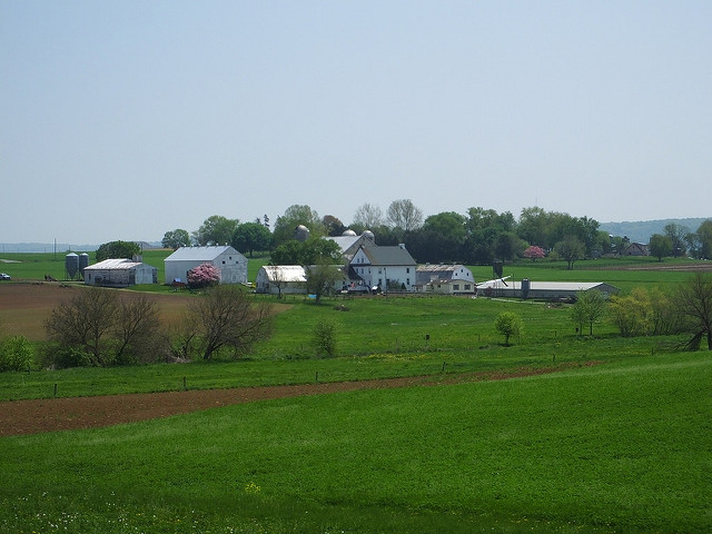 Springtime in Lancaster County