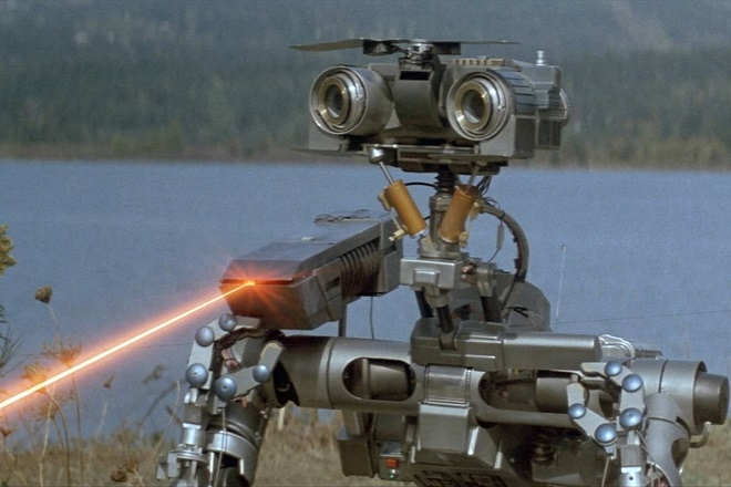short circuit with screenwriter s s wilson remake this movie right!Short Circuit Remake Gets A Screenwriter #2
