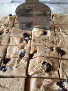 Cookie Dough Squares