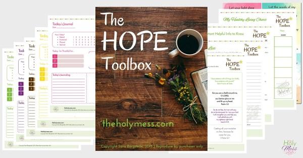 My Hope Toolbox Revised