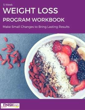 The 5 Week Weight Loss Program Workbook