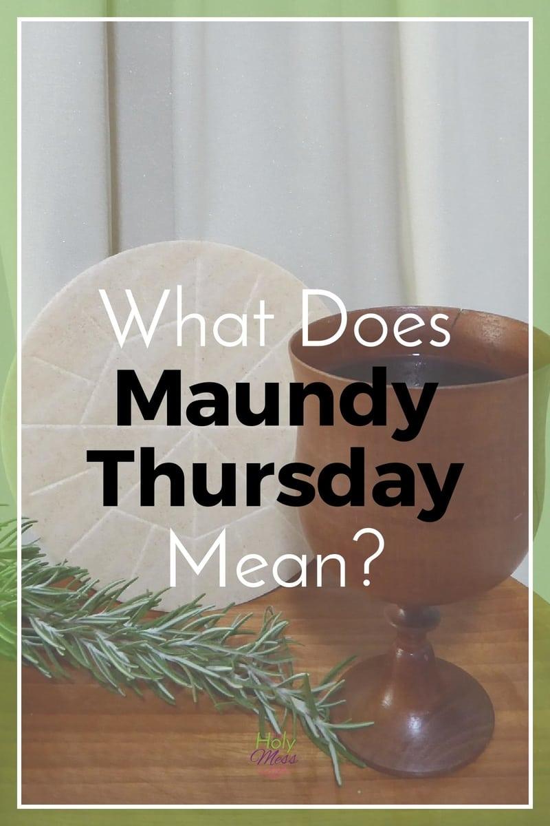 maundy thursday - photo #24