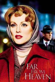 """Poster for the movie """"Far from Heaven"""""""