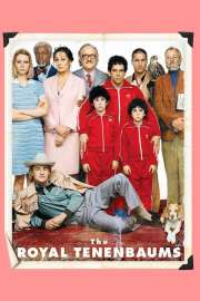 """Poster for the movie """"The Royal Tenenbaums"""""""
