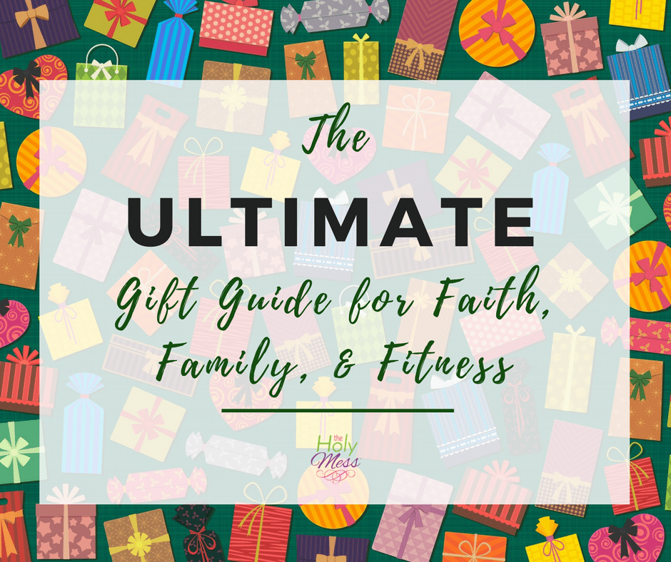 The Ultimate Gift Guide for Faith, Family, and Fitness