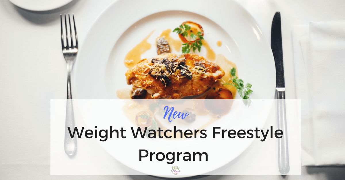 New Weight Watchers Freestyle Program