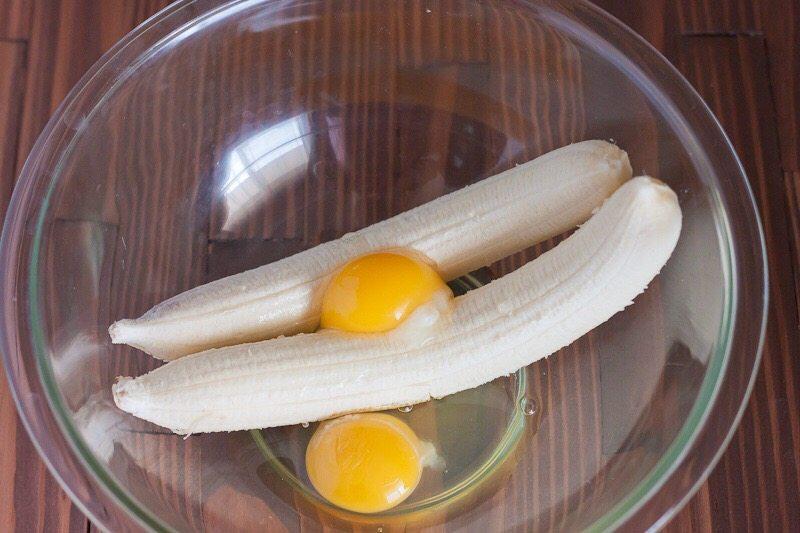 Weight Watchers Banana Souffle