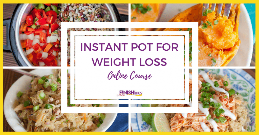 Instant Pot for Weight Loss Online Course