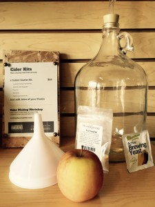 Take home everything you need for your first batch!