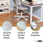 Office Chair Mat for Hardwood Floors