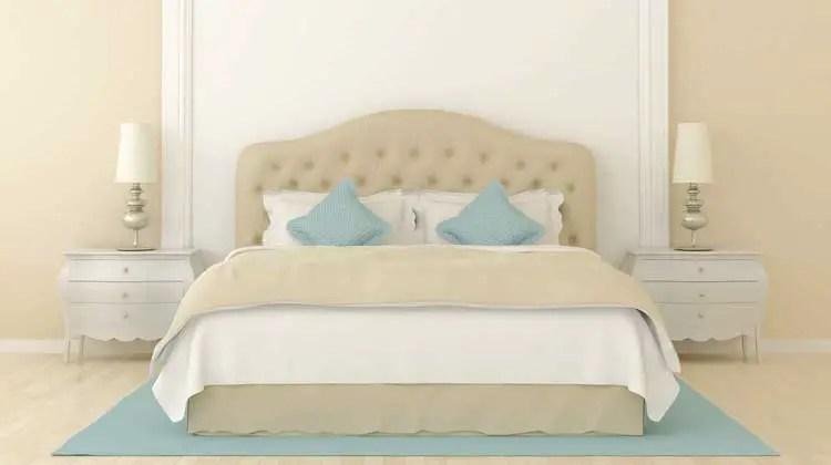 lamps in bedroom