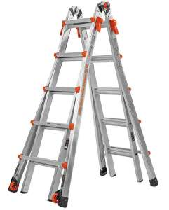 Little Giant 22-Foot Velocity Multi-Use - best ladder for stairs