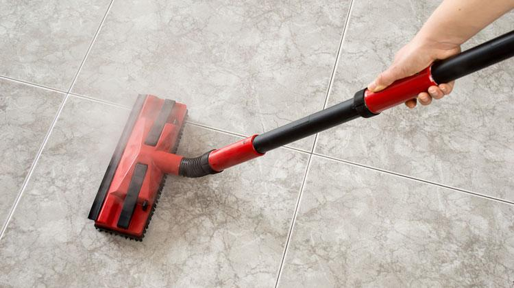 How to Use a Steam Mop on Tiles