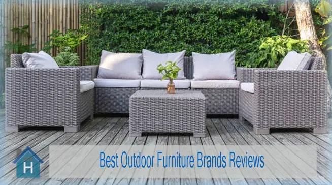 Best Outdoor Furniture Brands Reviews