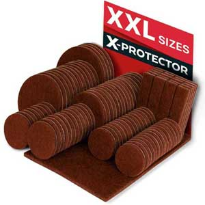 Best Heavy Duty Felt Pads Furniture Feet