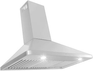 Proline-Professional- Top Rated Ducted Wall Mount Range Hood