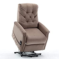Bonzy Home Electric Power Lift Recliner Chair