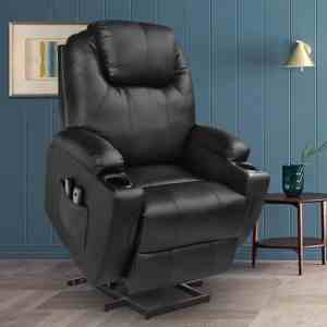 MAGIC UNION Power Lift Heated Vibration Massage Recliner for Elderly - Best for the Money