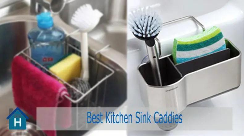 Best Kitchen Sink Caddies