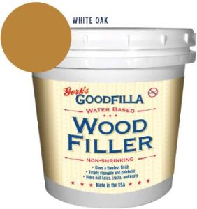 Best Water Based Wood filler for Finishes & Patches
