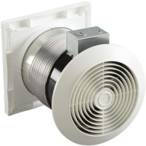 Broan-Nutone 512M Best Through-the-Wall Exhaust Fan for Kitchen and House