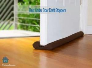 Best Door Draft Stoppers