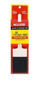 best foam brush for oil based polyurethane