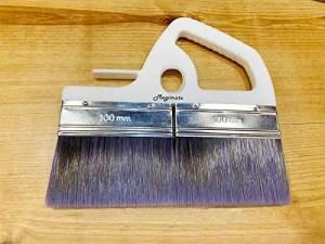 best brush for water based polyurethane,