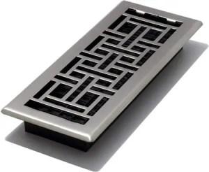 Best decorative metal floor registers