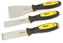 Best Scraper & Putty Knife Set for Wood Filler