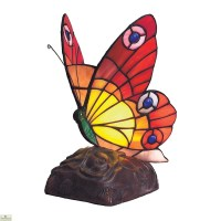 Tiffany Butterfly Table Lamp  The Home Furniture Store