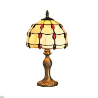 Ruby Jewel Table Lamp  The Home Furniture Store