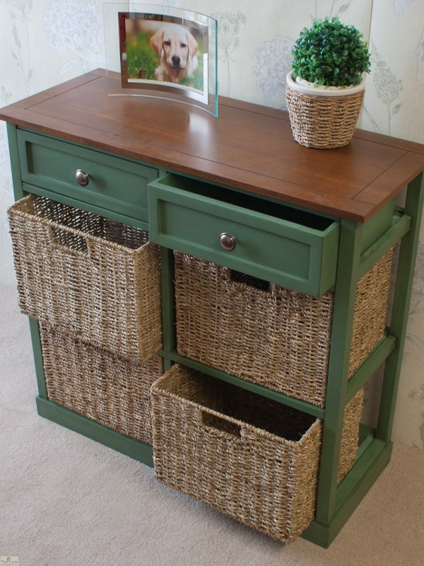 6 Drawer Storage Chest with Baskets
