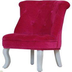 Bedroom Chair Pink Velvet Toddler Upholstered Childrens Mini The Home Furniture Store